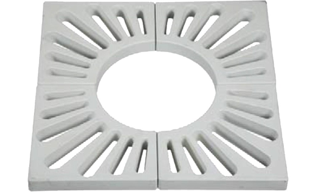 Tree Grate (600 x 600 mm) 4 Pieces