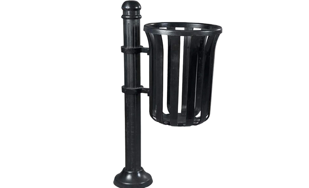 Litter Bin Garby Hanging Type Volume : 50 Lt.