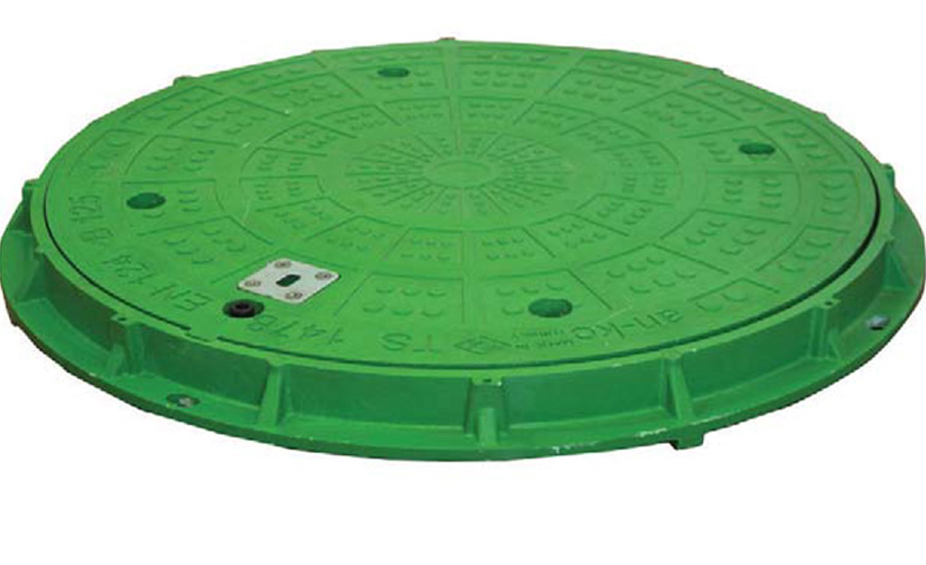 Manhole Cover (Ø 600 mm) Without Hinges